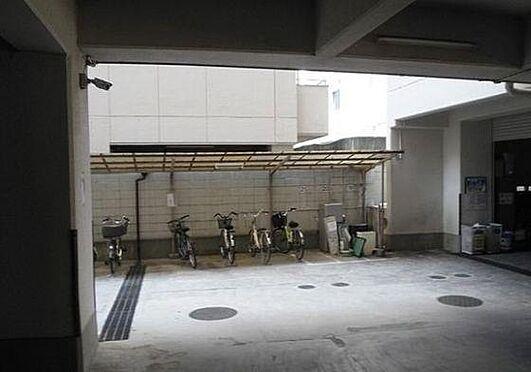 マンション(建物一部)-大阪市淀川区十三東1丁目 駐輪場は屋根付き