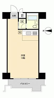マンション(建物一部)-大阪市天王寺区生玉町 間取り