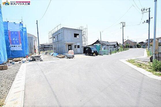 戸建賃貸-仙台市太白区袋原1丁目 外観