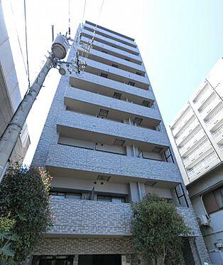 区分マンション-大阪市福島区海老江5丁目 落ち着いた印象の外観