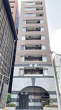 区分マンション-中央区日本橋箱崎町 外観は落ち着いています