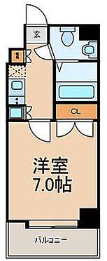 マンション(建物一部)-福岡市博多区冷泉町 間取り