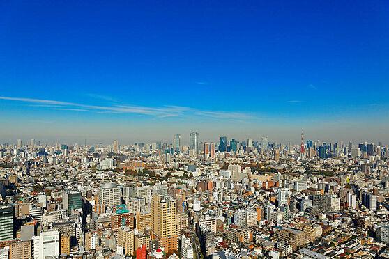 マンション(建物一部)-渋谷区恵比寿1丁目 恵比寿上空写真