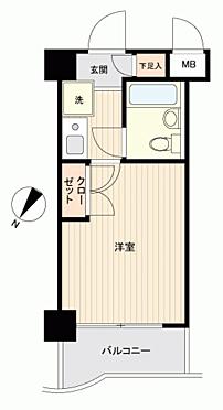 中古マンション-平塚市松風町 間取り