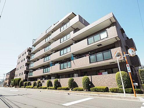 中古マンション-浦安市富士見5丁目 タイル張りで落ち着いた雰囲気のマンションです