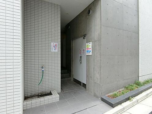 中古マンション-新宿区榎町 ゴミ置き場