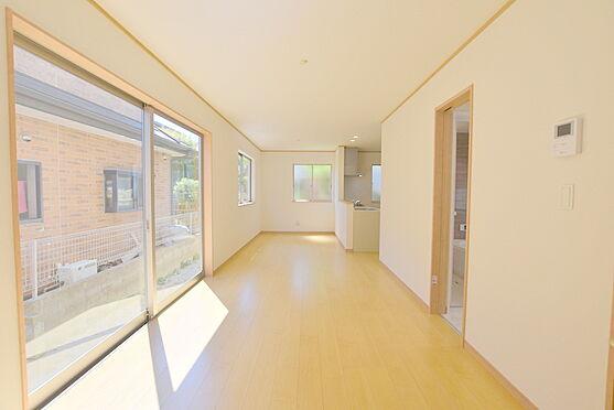新築一戸建て-仙台市青葉区滝道 居間