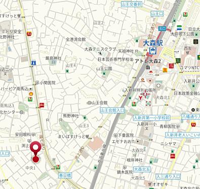 マンション(建物一部)-大田区中央1丁目 その他