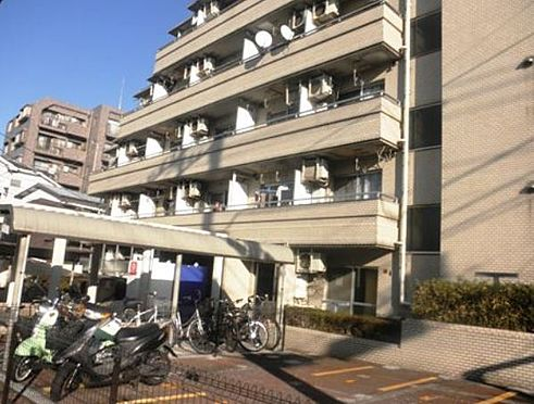 区分マンション-横浜市港北区樽町1丁目 ユースピア大倉山・ライズプランニング