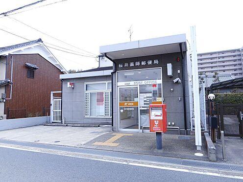 土地-桜井市大字桜井 桜井薬師郵便局 徒歩 約7分(約500m)