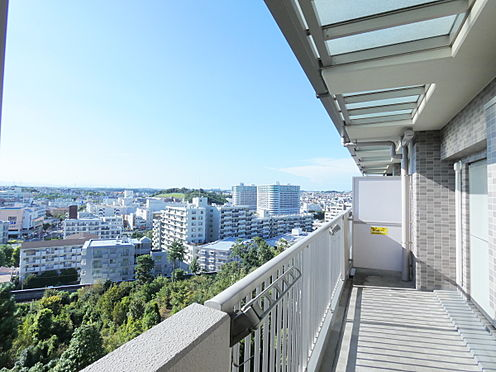 中古マンション-横浜市港南区野庭町 バルコニー