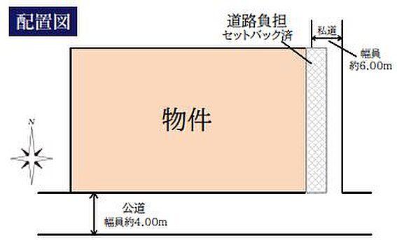 収益ビル-台東区浅草3丁目 区画図