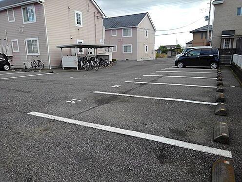 アパート-太田市西新町 駐車場