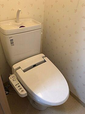 中古マンション-鴻巣市小松4丁目 トイレ