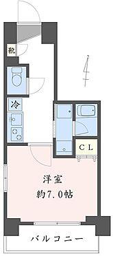 マンション(建物一部)-墨田区業平5丁目 約7帖の角部屋のお部屋です。