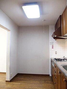 中古マンション-八王子市別所2丁目 約4.0帖のキッチンです