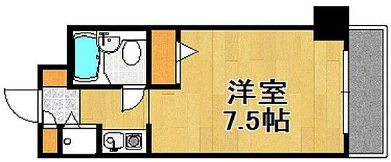 マンション(建物一部)-大阪市北区菅栄町 間取り