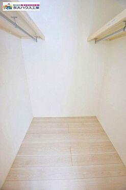新築一戸建て-仙台市太白区緑ケ丘3丁目 収納