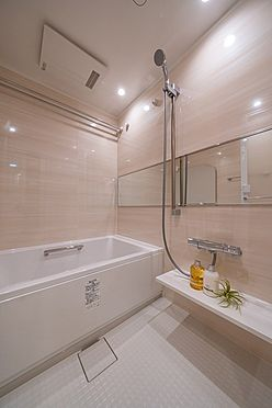 中古マンション-渋谷区神泉町 浴室乾燥機付浴室