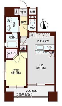 マンション(建物一部)-台東区台東3丁目 見晴らし・陽当たり・通風良好な、12階部分の南西角部屋。