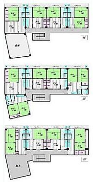 マンション(建物全部)-葛飾区西亀有4丁目 間取り
