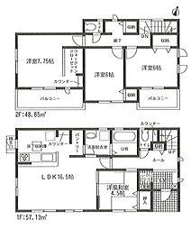 袋井市春岡3期 新築分譲住宅