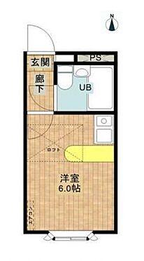アパート-横浜市戸塚区名瀬町 間取り