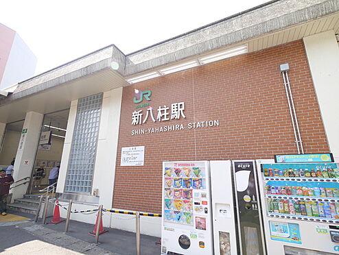 アパート-松戸市稔台1丁目 新八柱駅(JR 武蔵野線)まで630m、徒歩約8分。八柱駅(新京成線)徒歩約8分。
