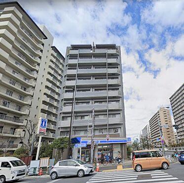 マンション(建物一部)-江東区大島7丁目 地上9階建 総戸数47世帯の分譲レジデンス
