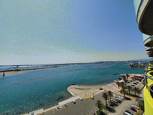 中古マンション-浜松市西区舞阪町弁天島 バルコニーからの眺望