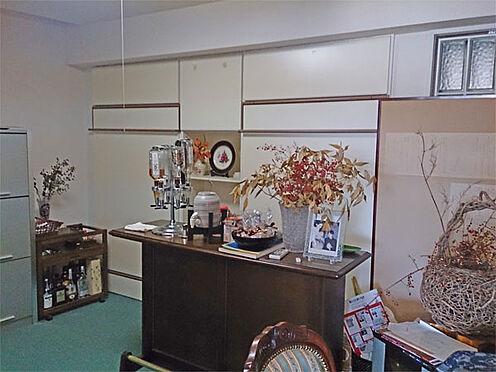 中古マンション-伊東市鎌田 現在のオーナー様は洋室をラウンジへ変更されております。