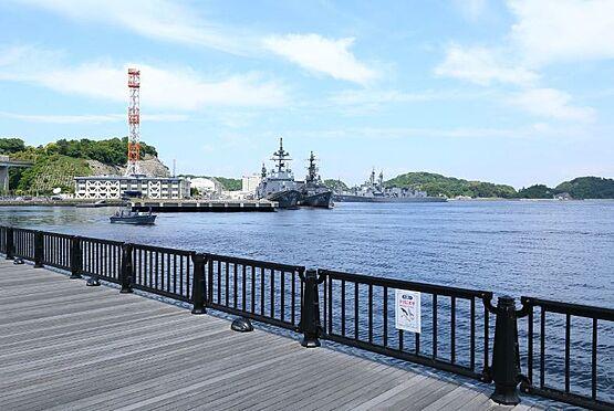 マンション(建物一部)-横須賀市汐入町1丁目 ヴェルニー公園 徒歩 約5分(約350m)