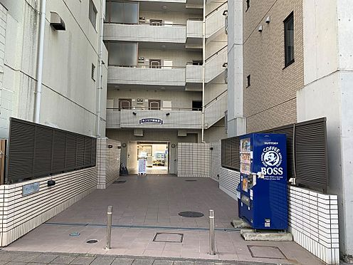 マンション(建物一部)-横須賀市大滝町1丁目 エントランス