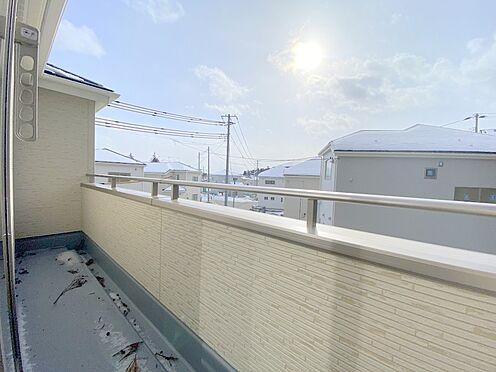 新築一戸建て-仙台市青葉区国見6丁目 バルコニー