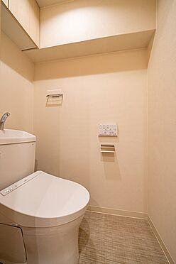 中古マンション-大田区蒲田5丁目 トイレ