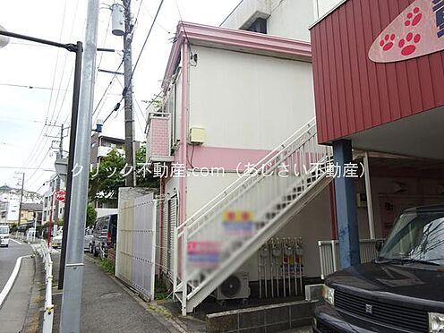 アパート-横浜市保土ケ谷区西谷町 外観