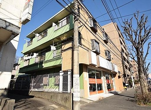 マンション(建物全部)-相模原市中央区富士見3丁目 外観