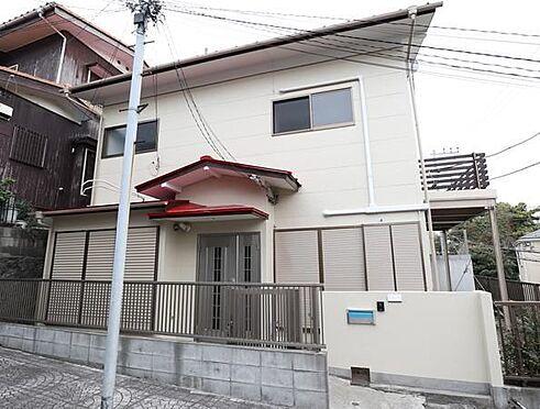 中古一戸建て-横浜市中区豆口台 外観