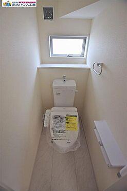 戸建賃貸-仙台市青葉区あけぼの町 トイレ