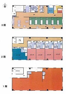 ビル(建物全部)-大和市渋谷1丁目 間取り