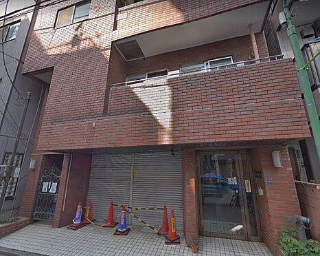 店舗事務所(建物一部)-新宿区西早稲田1丁目 外観