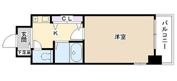 マンション(建物一部)-大阪市中央区安堂寺町1丁目 二面開口で採光に配慮