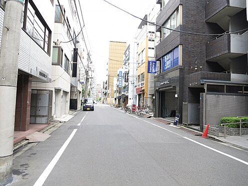 ビル(建物全部)-千代田区東神田1丁目 前面道路