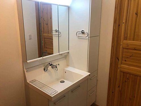 中古一戸建て-名古屋市瑞穂区仁所町1丁目 2階にも洗面台があり便利です