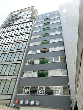 マンション(建物一部)-新宿区岩戸町 管理状態良好です。