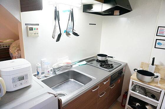 アパート-横浜市磯子区森2丁目 キッチン