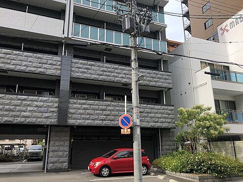 区分マンション-大阪市東成区東小橋1丁目 駐車場