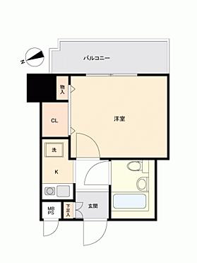 マンション(建物一部)-名古屋市中川区柳川町 間取り