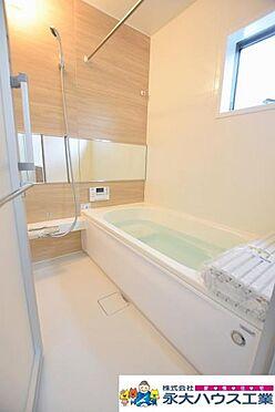 戸建賃貸-仙台市太白区鈎取3丁目 風呂