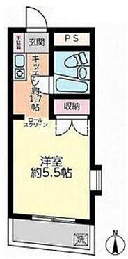 マンション(建物一部)-世田谷区奥沢3丁目 間取り